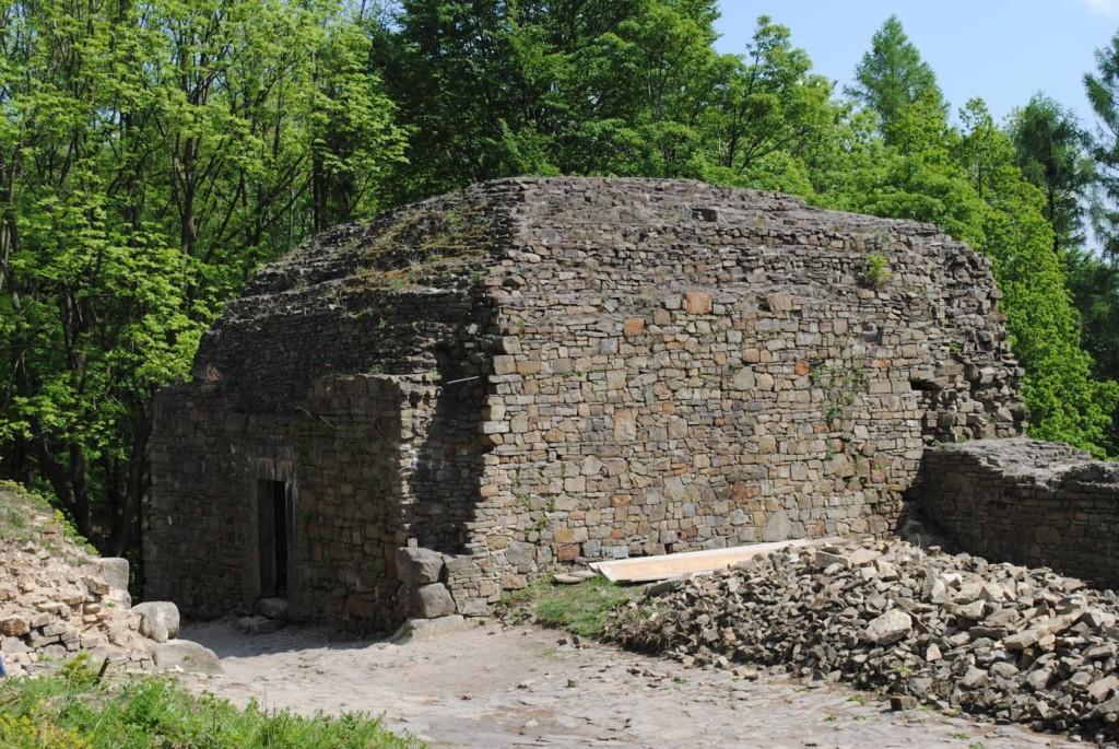 zamek-w-lanckoronie