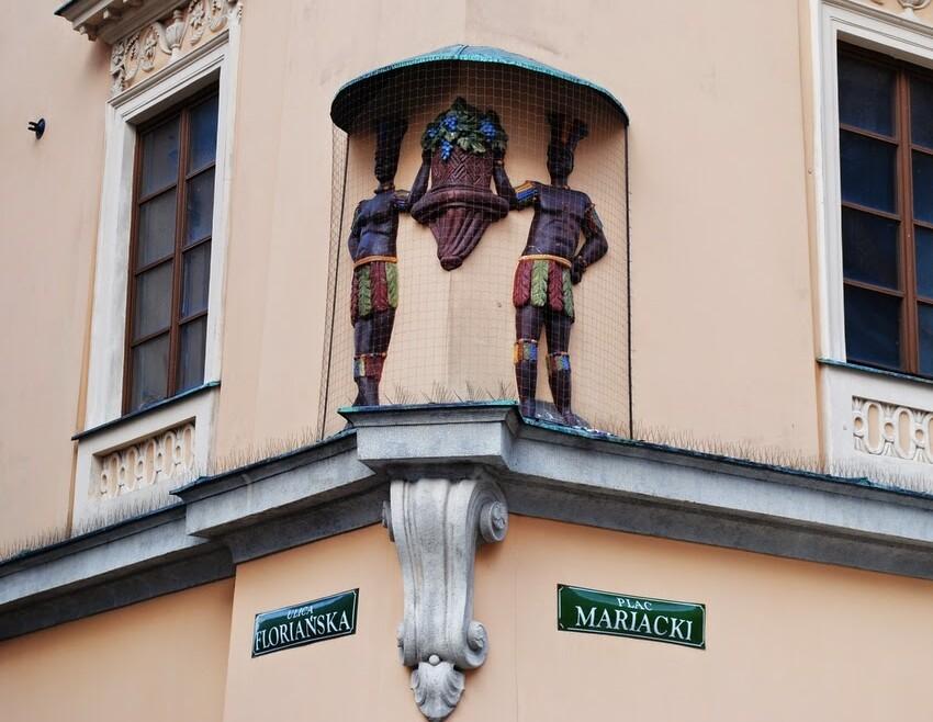 Co ma Murzyn do XVI-wiecznego Krakowa?