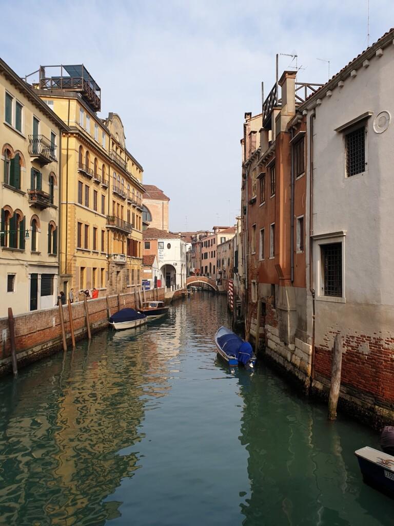 Wenecja budynki