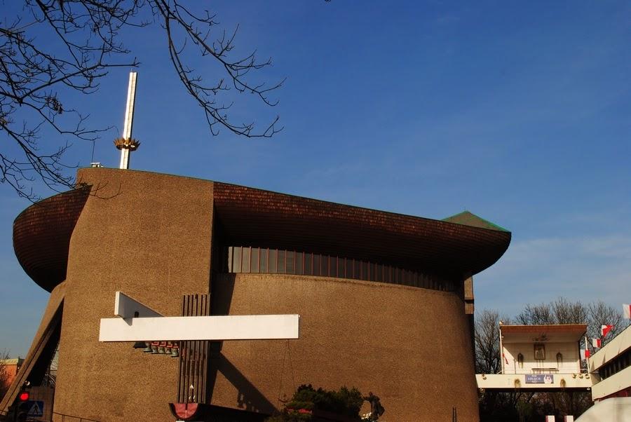 Kościół Arka Pana – nowohucki dowód wiary