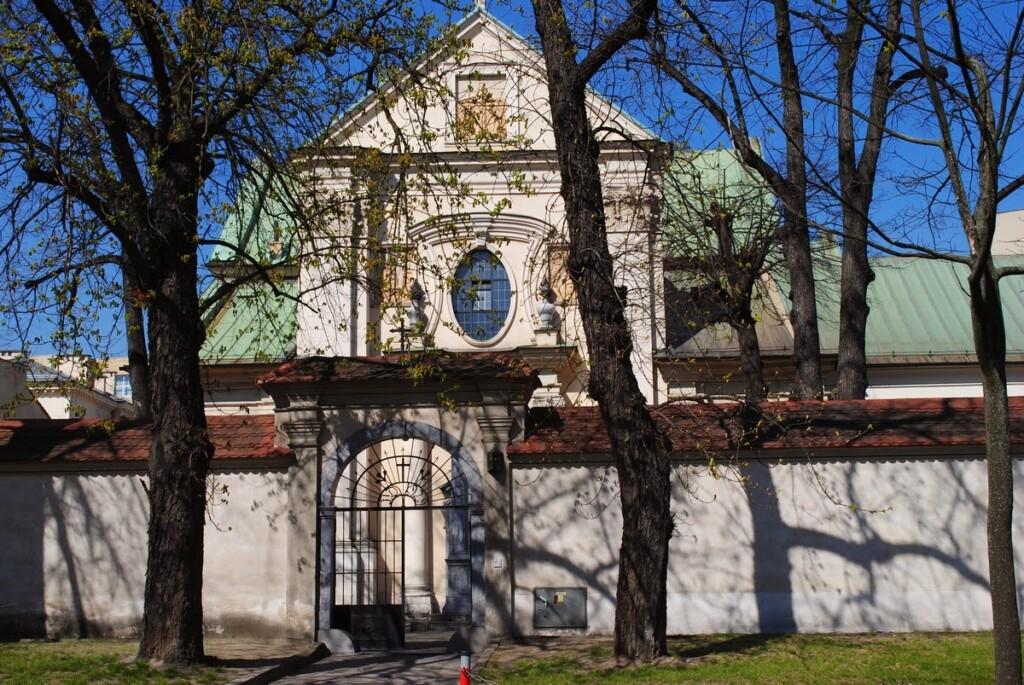 Klasztor Karmelitanek Bosych