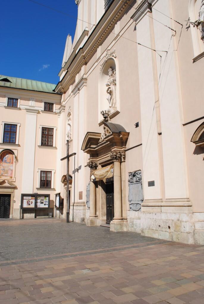 Kościół Karmelitów w Krakowie