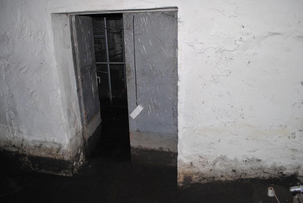 Piwnica na węgiel