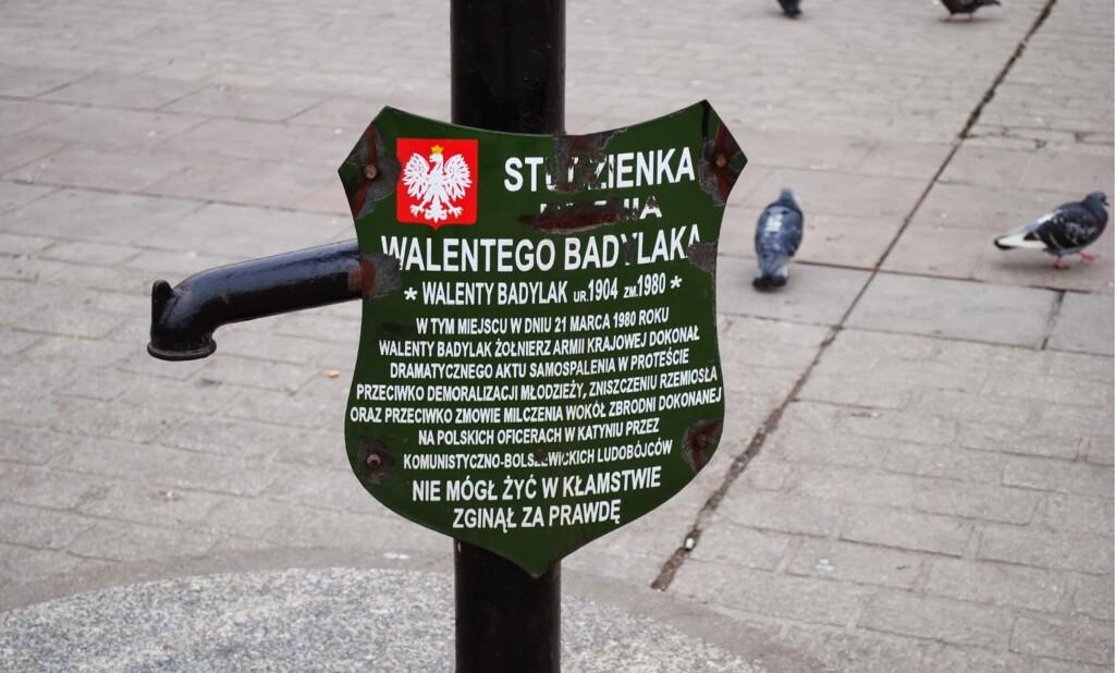 Studzienka Walentego Badylaka