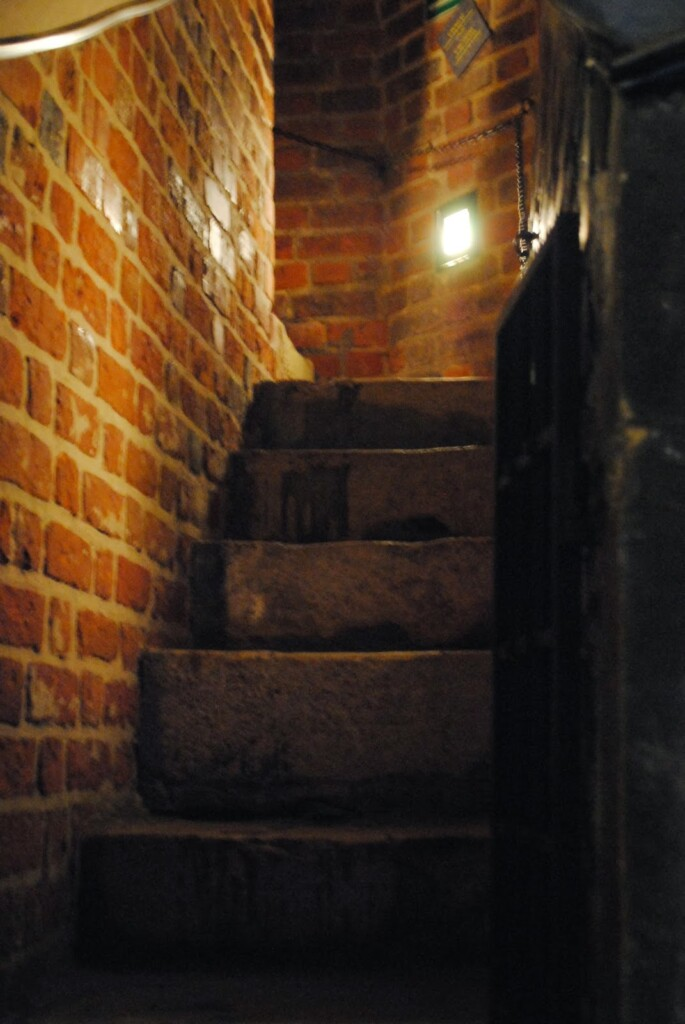 Wnętrze ratusza Kraków