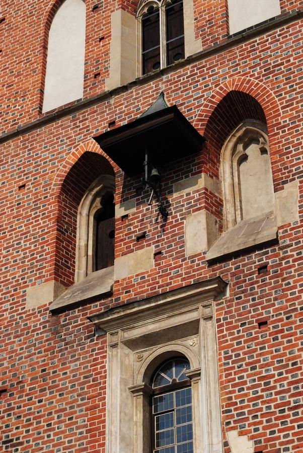 Dzwonek za konających w kościele Mariackim