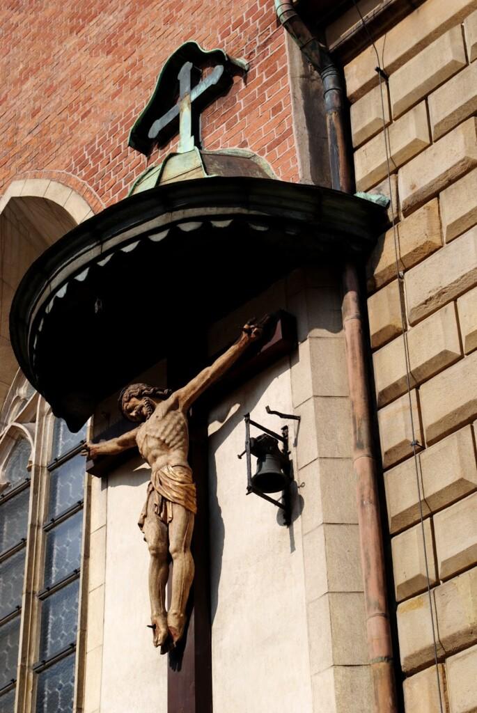Dzwonek za konających w kościele Dominikanów