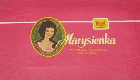Czekolada Marysieńska