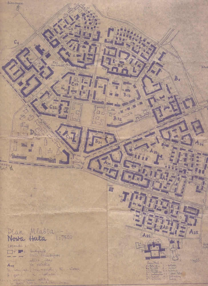 Plan Nowej Huty