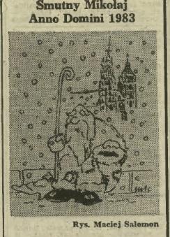 Smutny Mikołaj