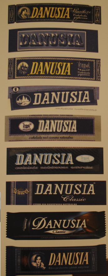 Batoniki Danusia