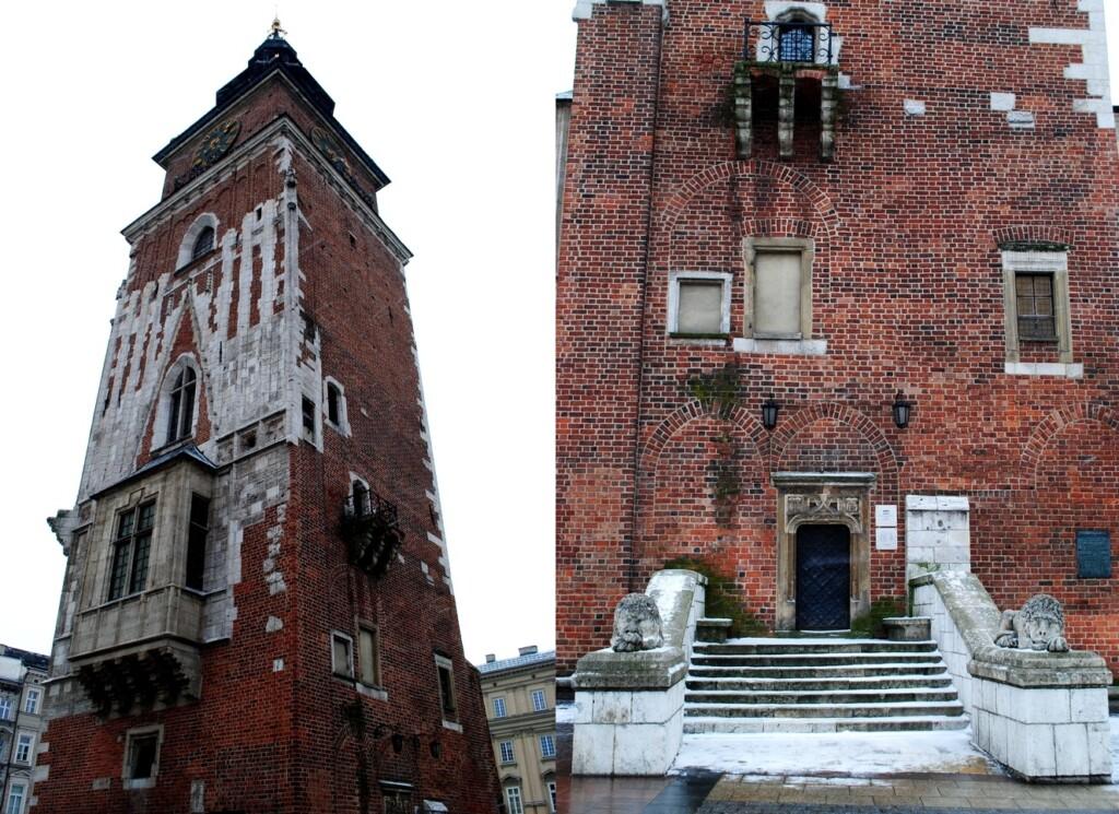 Ratusz w Krakowie